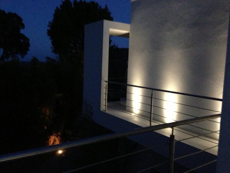 Extérieur villa luxueuse en Corse