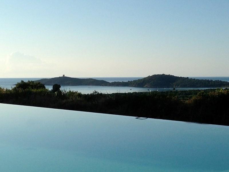 Villa en Corse vue