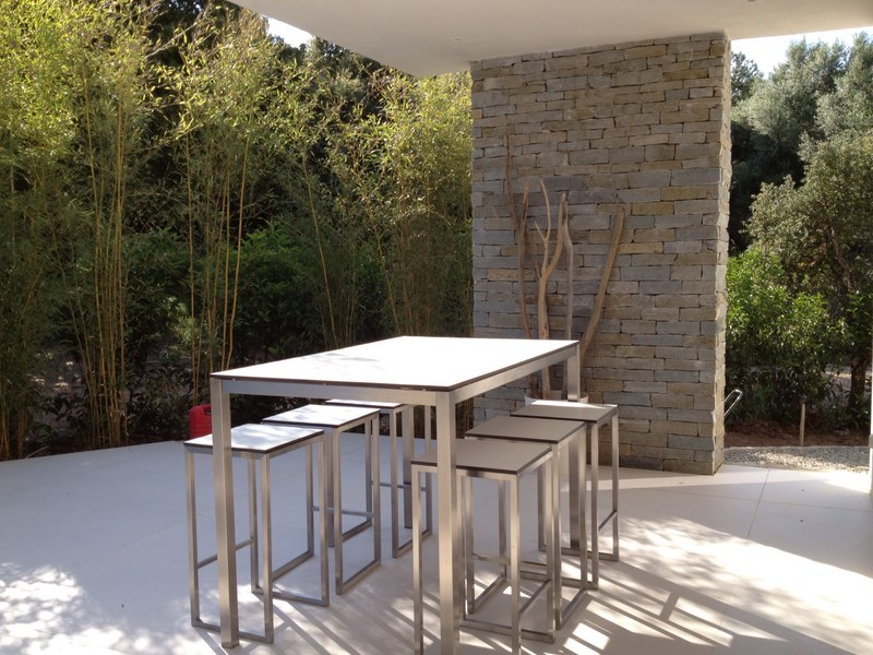 Villa en Corse avec terrasse et jardin