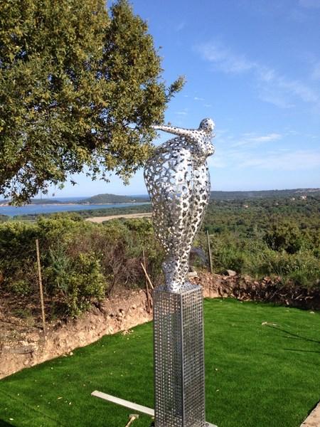Maison de prestige en Corse avec jardin