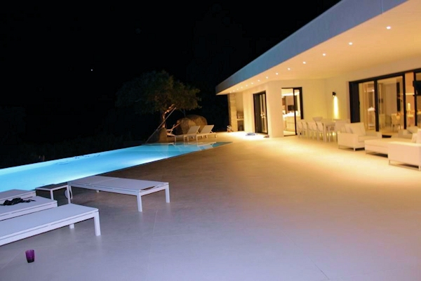 Villa en Corse avec jardin