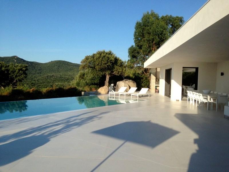 Terrasse Maison de Prestige en Corse
