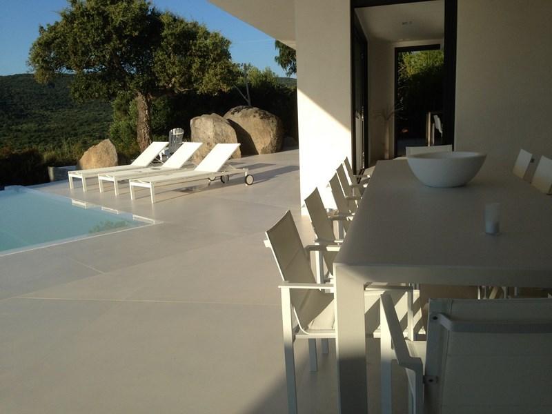 Terrasse Villa en Corse