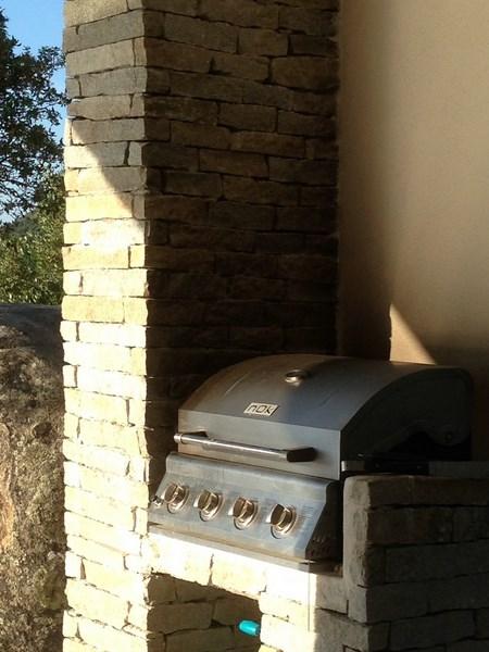 Barbecue Villa en Corse