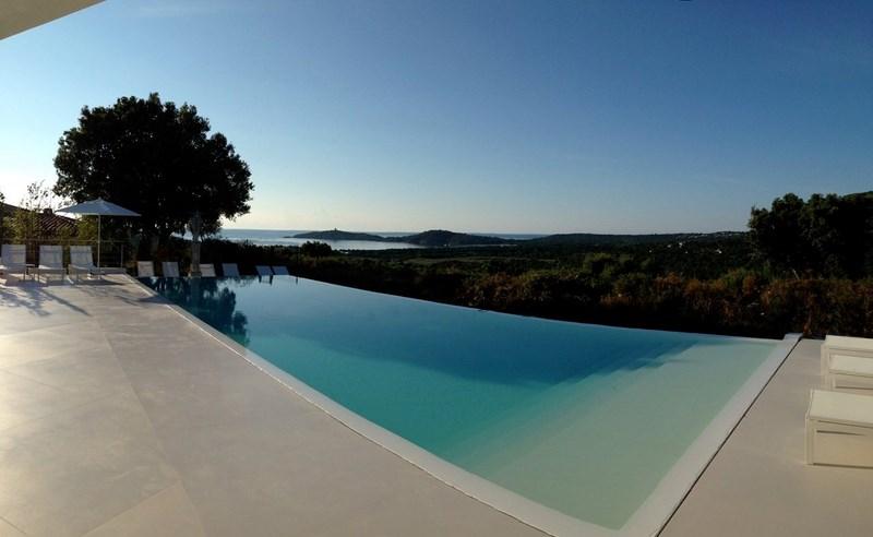 Piscine de maison en Corse