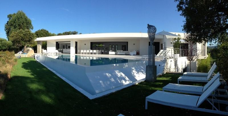 Maison en Corse avec piscine
