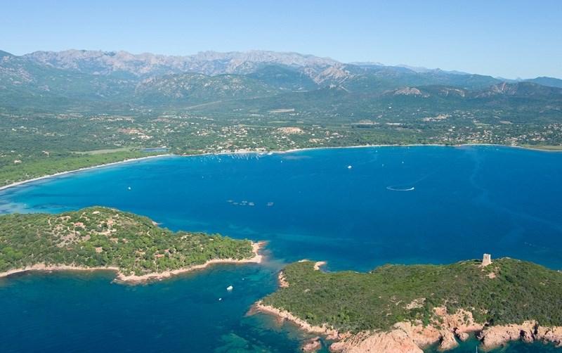 Villa luxueuse en Corse superbe situation