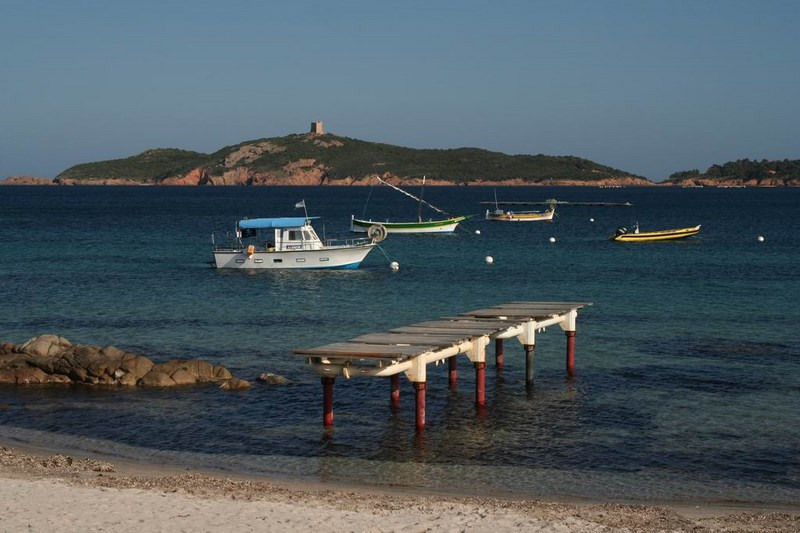 Villa en Corse avec vue sur mer