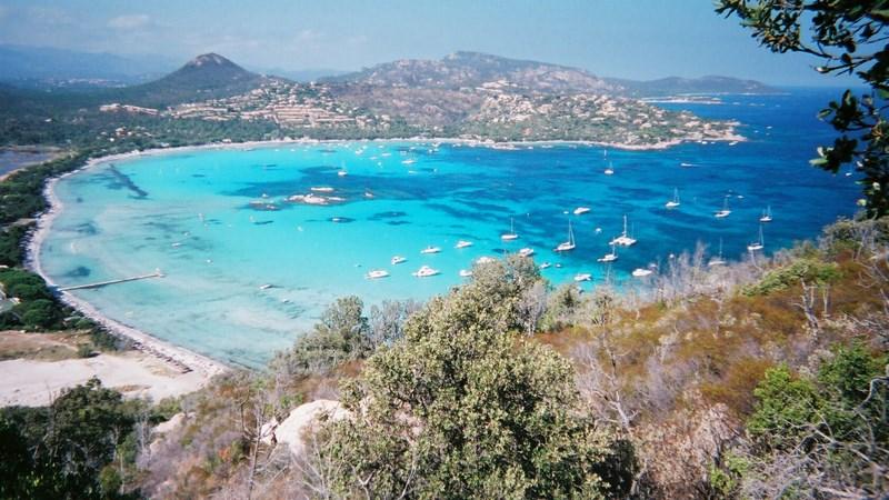 Villa en Corse près d'une plage