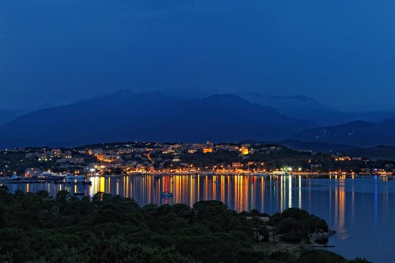 Villa Paysage de Corse