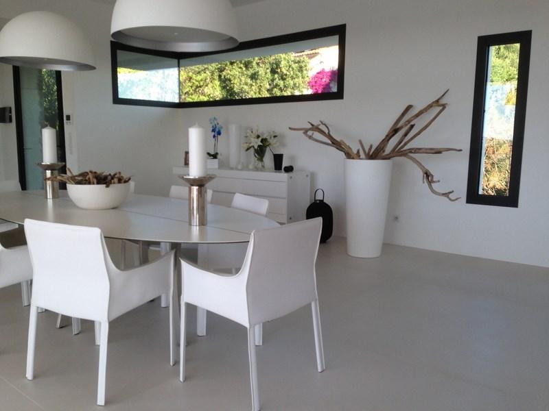 Salle à manger Villa en Corse à Porto Vecchio